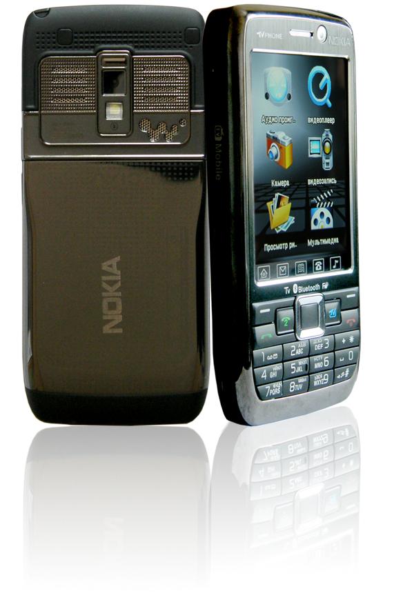Инструкция Nokia E71 Tv